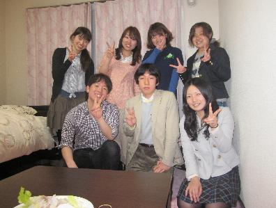 2012 clover新歓 縮小