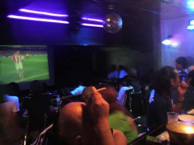 2010 ワールドカップ1日本VSパラグアイ2WEB
