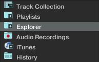 TRAKTOR Pro - Explorer