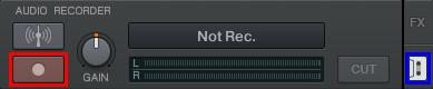 TRAKTOR Pro - AUDIO RECORDER