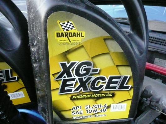 バーダル XG EXCEL 10W-30