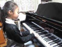 グランドピアノだよ~!!