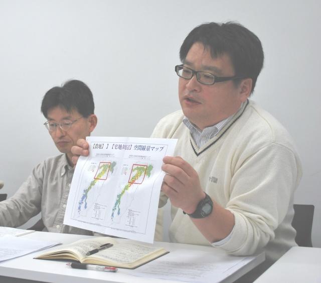 「3・8中央行動」で生協労連が復興庁交渉(生協労連提供)
