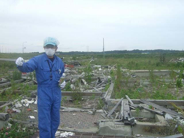 s-2012-  6-11-21 福島第1原発 現地にて 047