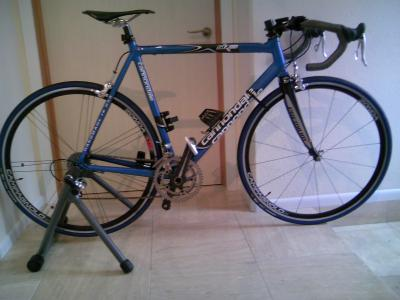 CANNONDALE SIX13:展示車を中古で購入