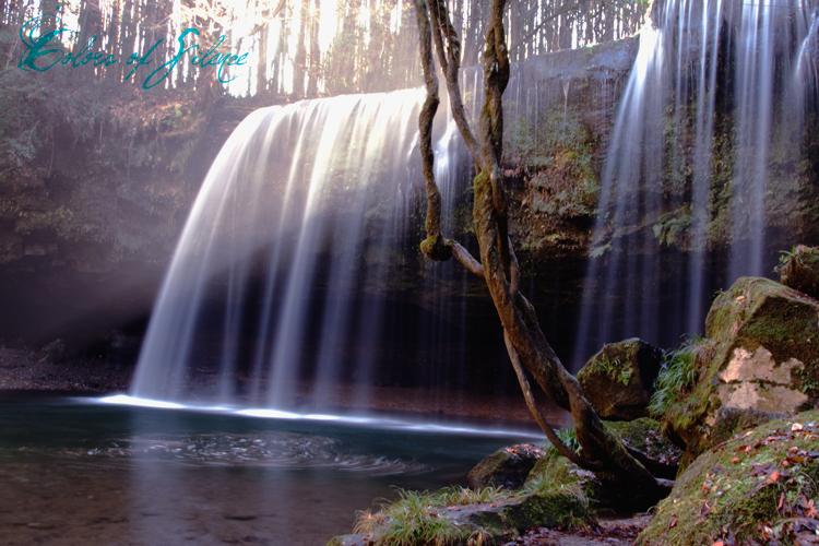 waterfall nabegataki