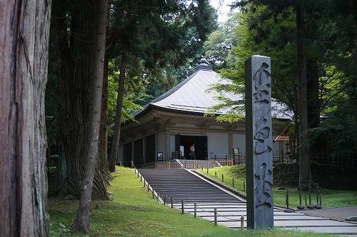中尊寺金色堂6