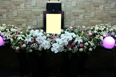 家族葬花祭壇3