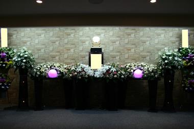家族葬花祭壇4