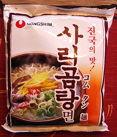 コムタン麺袋