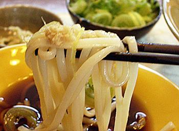 麺アップつゆ