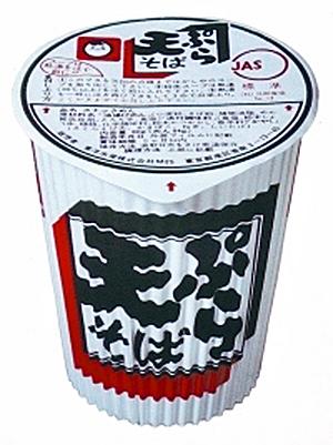天ぷらそばカップ