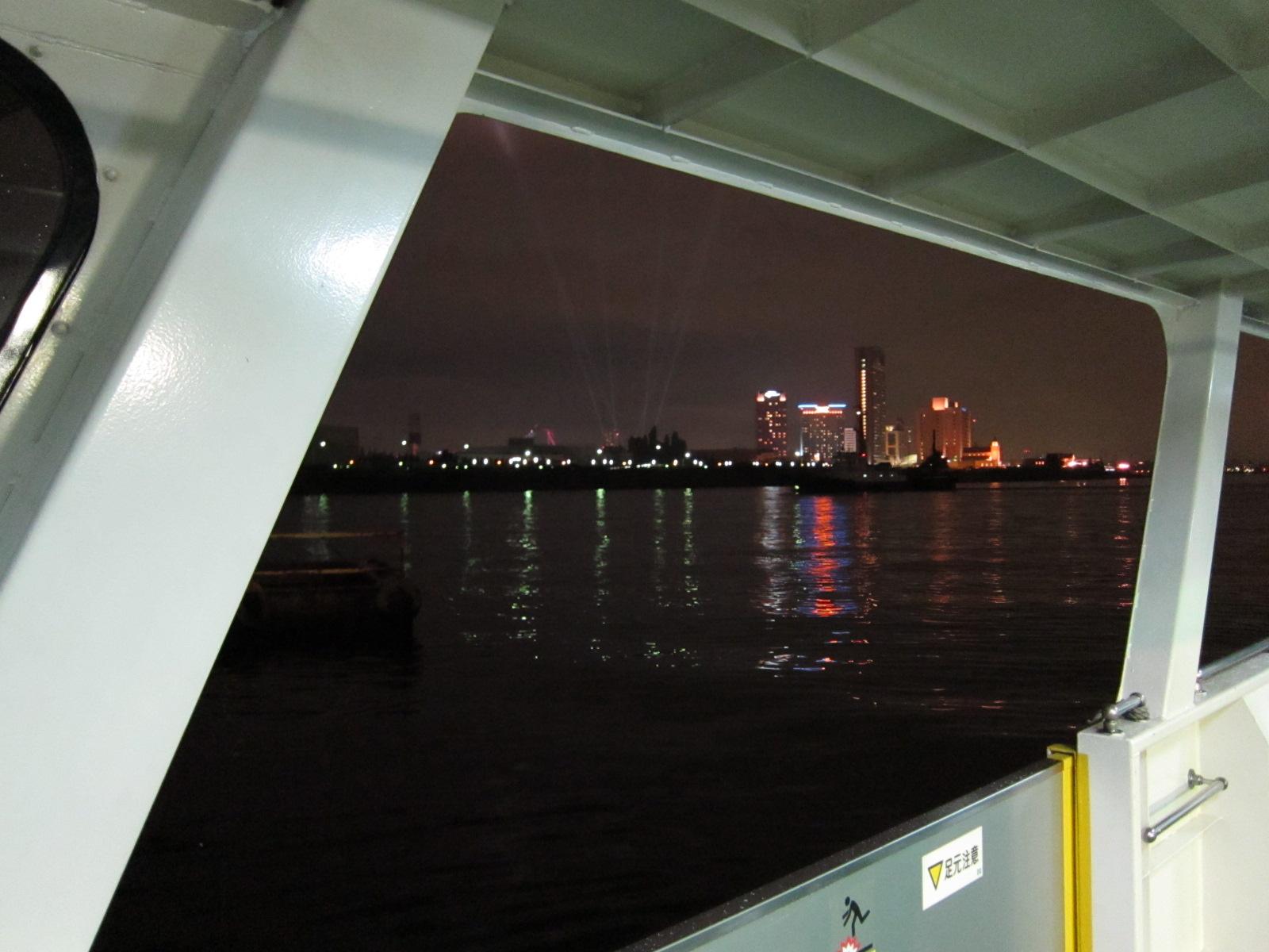 渡船にて1