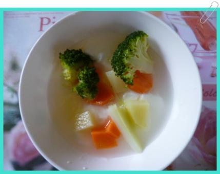野菜ヨーグルト??