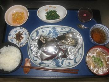 0302 焼魚定食