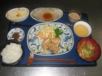 0311 鶏肉のソテーランチ