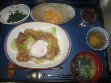 0331 丼定食