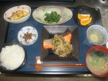 0404 魚のソテーランチ