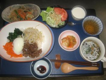 0614 ピビンバ定食