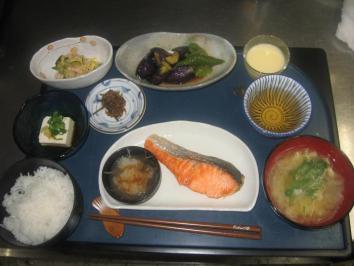 0908 焼魚定食