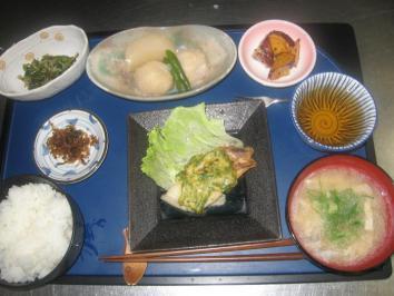 1028 焼魚定食