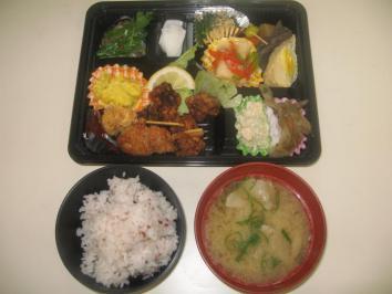 1105 YaYoIさんのお弁当