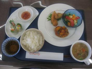 1110  若狭高校生による『高校生レストラン』