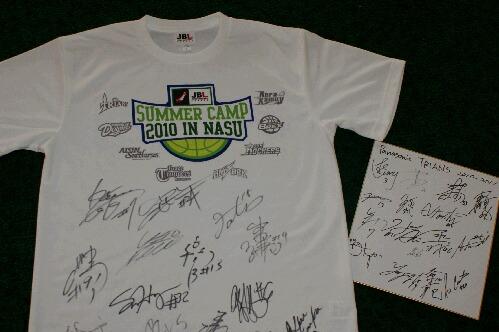 NBL Tシャツ