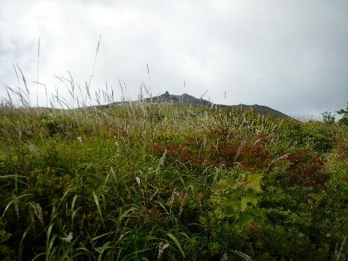 9月22日 茶臼岳