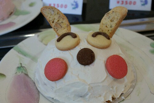 X'mas ケーキ 11