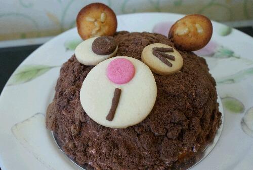 X'mas ケーキ 10