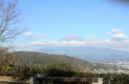 2012,1月…富士山