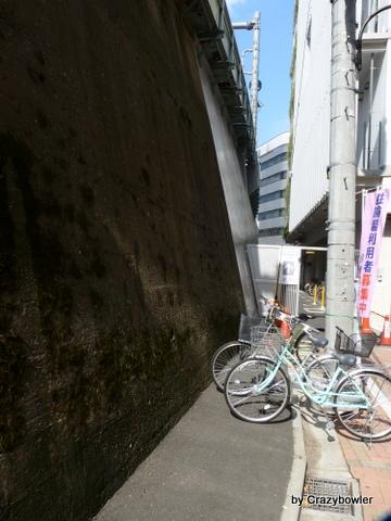 高田馬場 西武新宿線高架