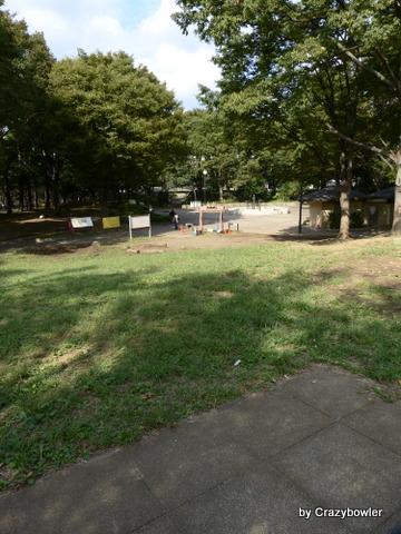 戸山公園 大久保地区