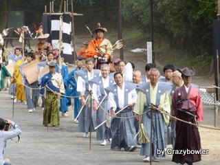 高田馬場 流鏑馬 2013/10/14