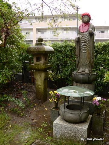 金蔵寺 隠れキリシタンの灯籠