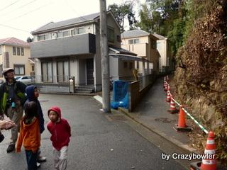 日吉本町2丁目の丘