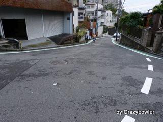 赤門坂(日吉)