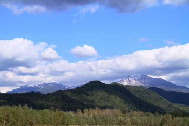 255旭岳とトムラウシ岳