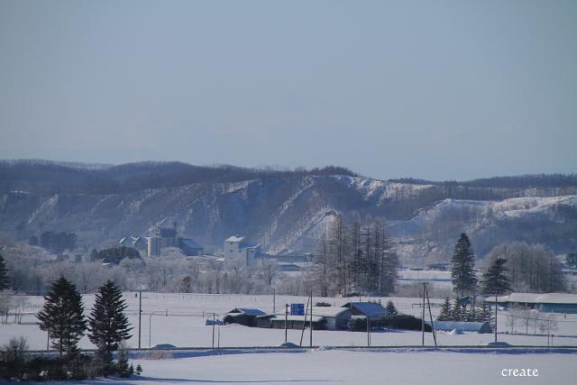 DPP0 668 373凍てつく農村0443