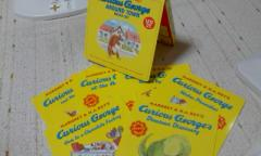 curious george set box