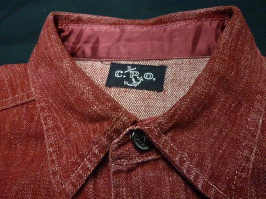 red chambley shirts 002