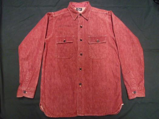 red chambley shirts 001