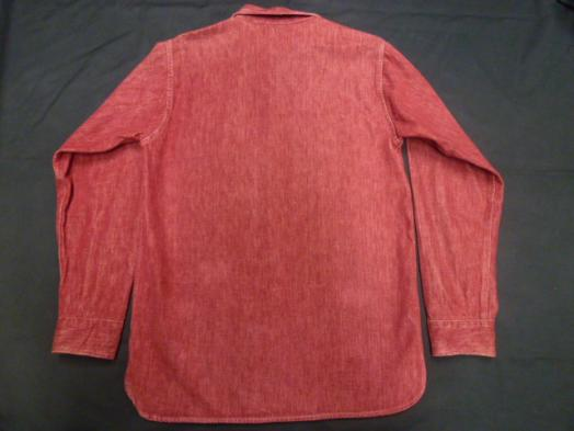 red chambley shirts 010