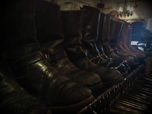 engneer boots