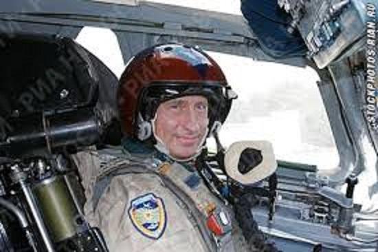 プーチン出兵
