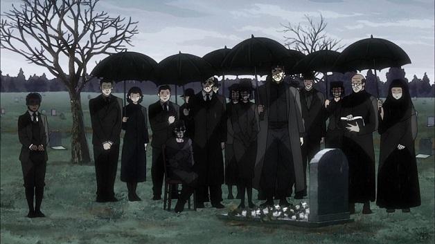 ジョジョ葬儀