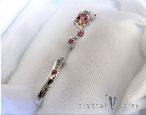 crystal-verry* クリスタルベリー*オーナーのブログ*-マリッジリング