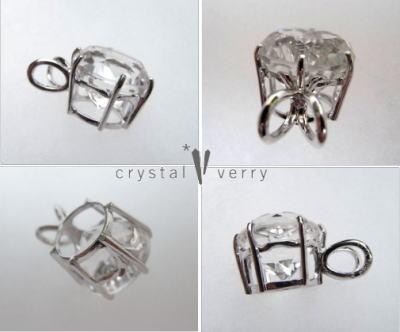 crystal-verry* クリスタルベリー*オーナーのブログ*-ハーキマーダイヤモンドジュエリー