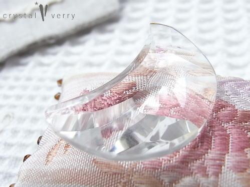 crystal-verry* クリスタルベリー*オーナーのブログ*-月のかたちの水晶